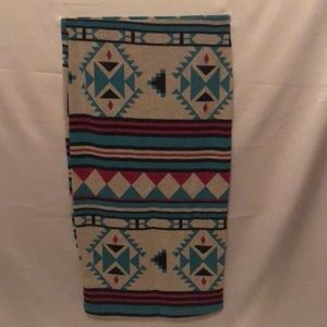 Dresses & Skirts - Tribal pencil skirt